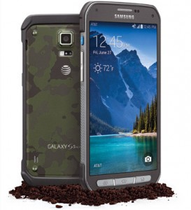 MIL Smart Phones - samsung-galaxy-s5-active-1